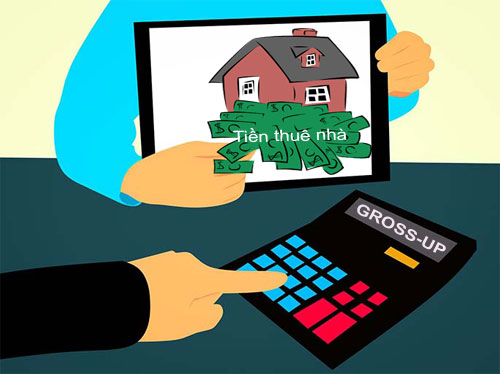 VietlawOnline    How to calculate taxable income from house rent